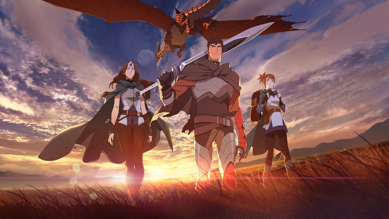 Netflix once again dives into gaming culture with new anime based on Dota 2