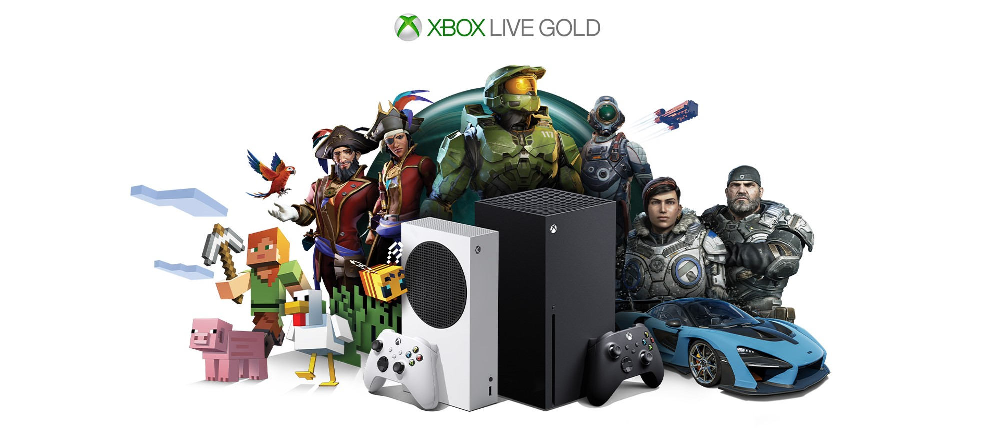 Microsoft removes Xbox Live Gold subscription requirement for free-to-play games