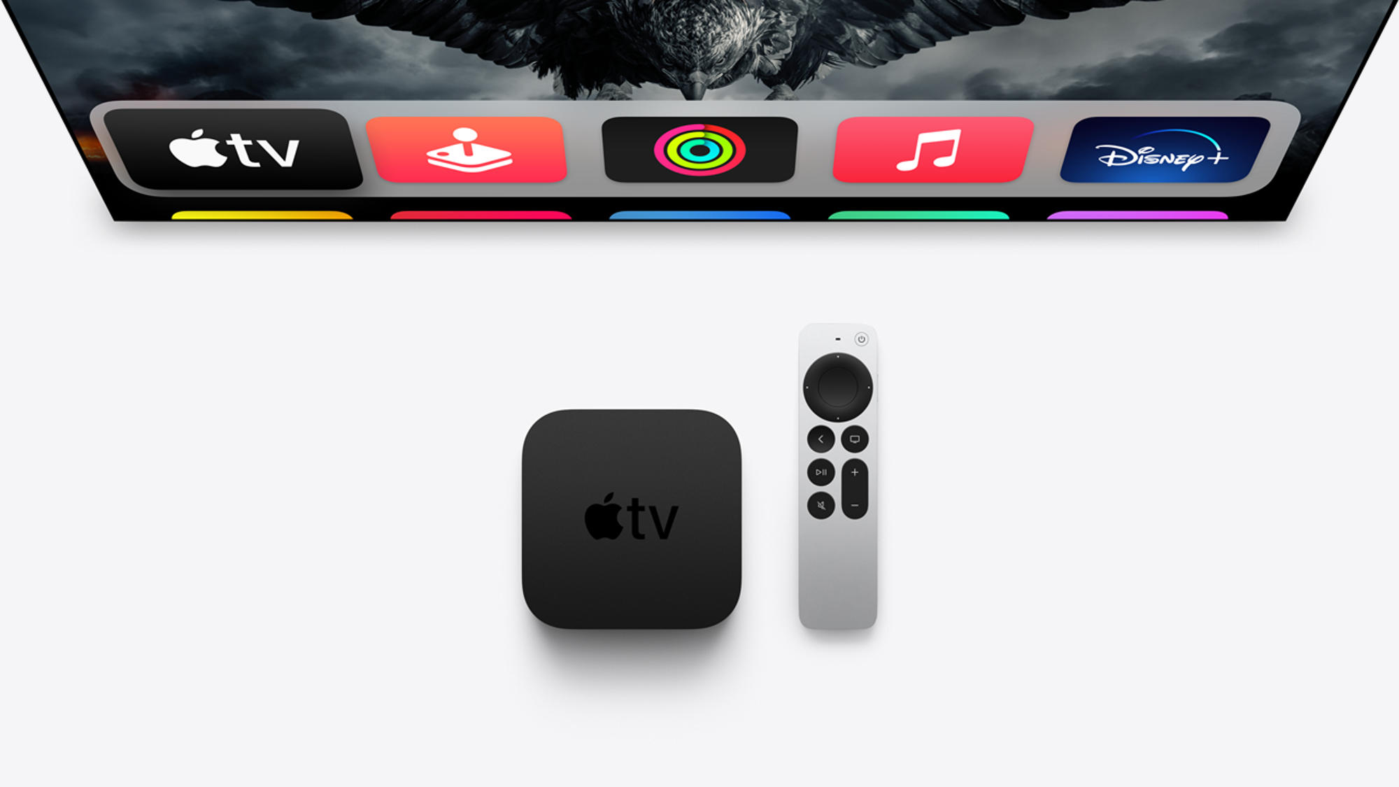 Apple introduces an updated Apple TV 4K with a redesigned remote