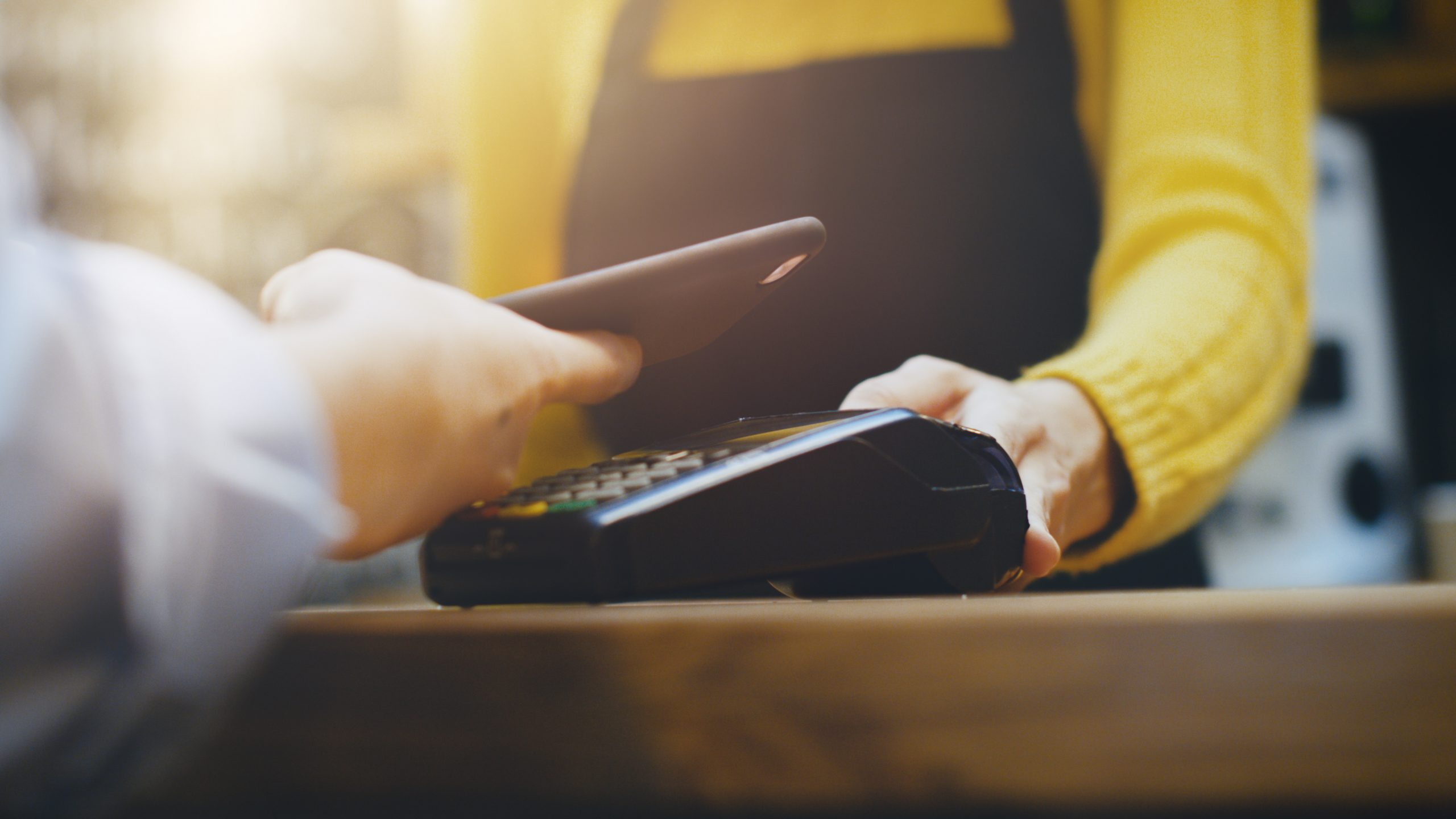 Mobile payments are surging, especially among Baby Boomers