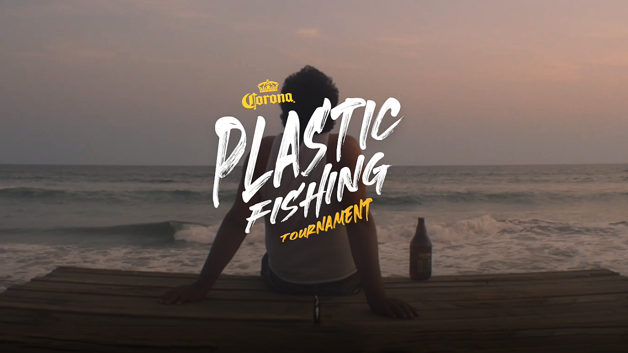 Corona launches tournament to fish plastic waste from the ocean