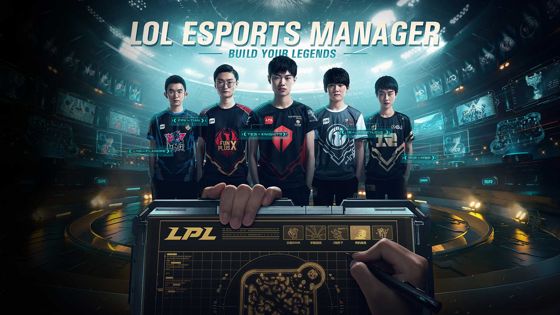 What is the optimal esports business model for teams?