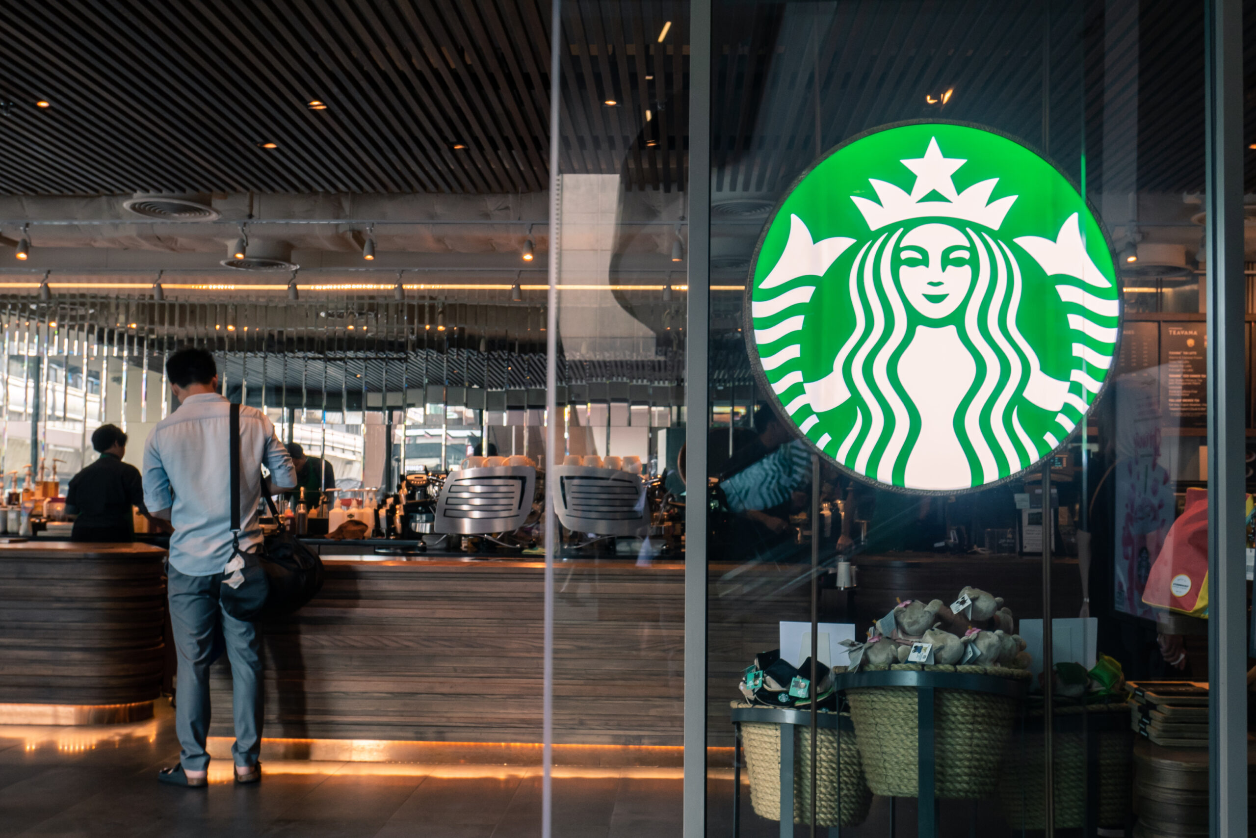 Starbucks' 50th celebrates people connecting over coffee