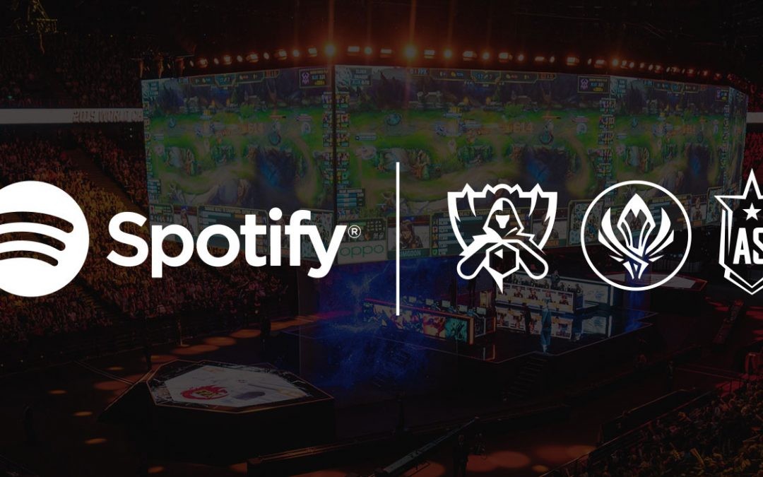 Spotify enters esports with exclusive League of Legends podcast agreement