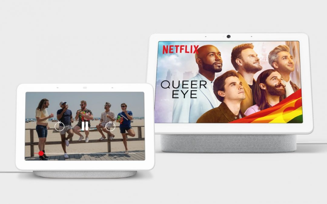 Hey Google, Nest Hub now supports Netflix