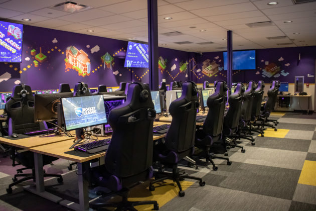 Colleges and universities are hopping aboard the esports train