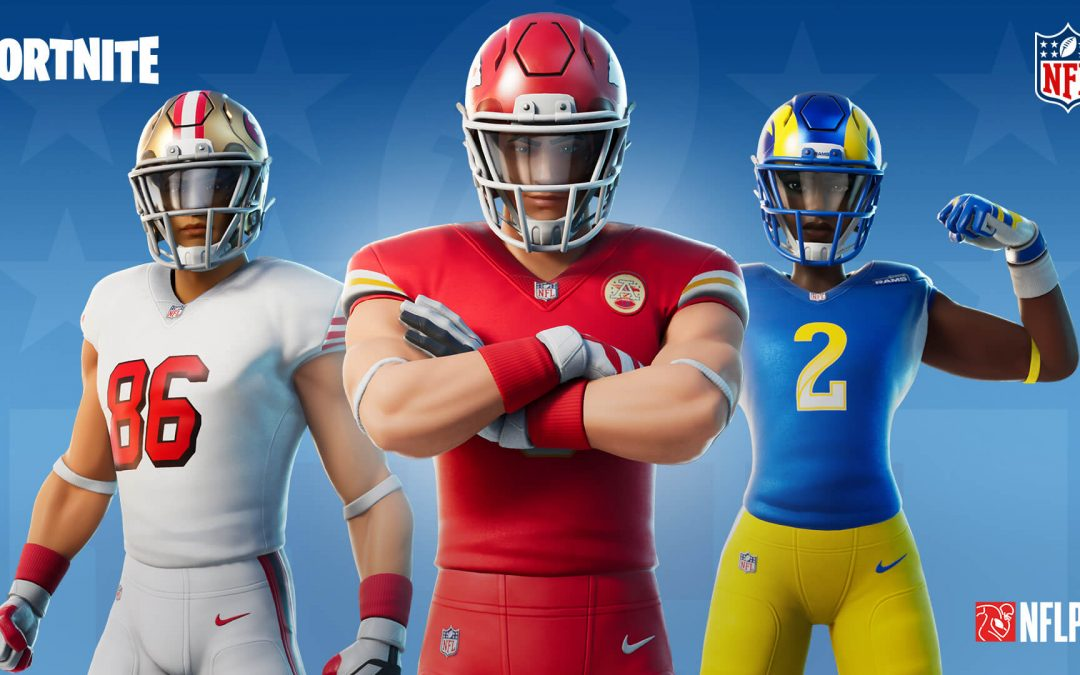 NFL expands its content partnership with Epic Games, goes virtual for Pro Bowl