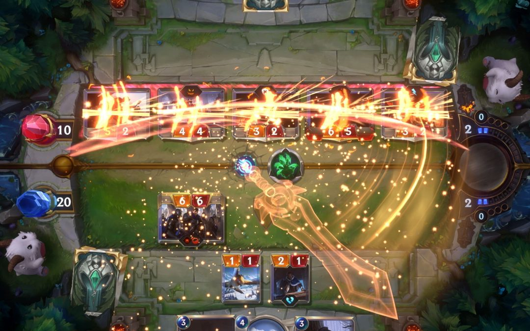 Riot Games looks beyond League of Legends with Wild Rift and Legends of Runeterra