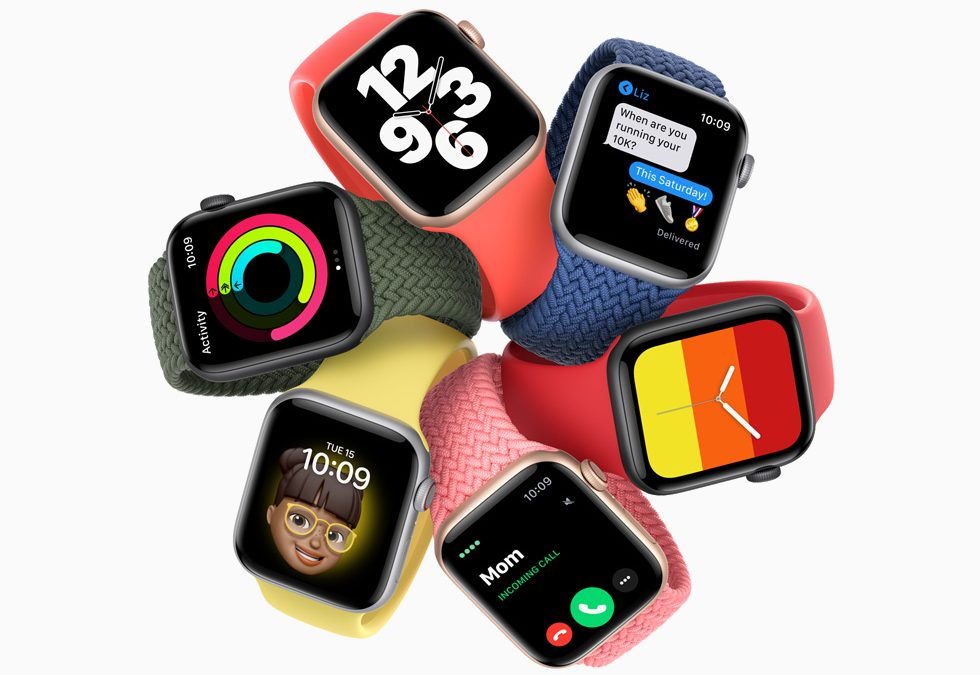 Apple doubles down on fitness with new Fitness+ service and two new Apple Watch models
