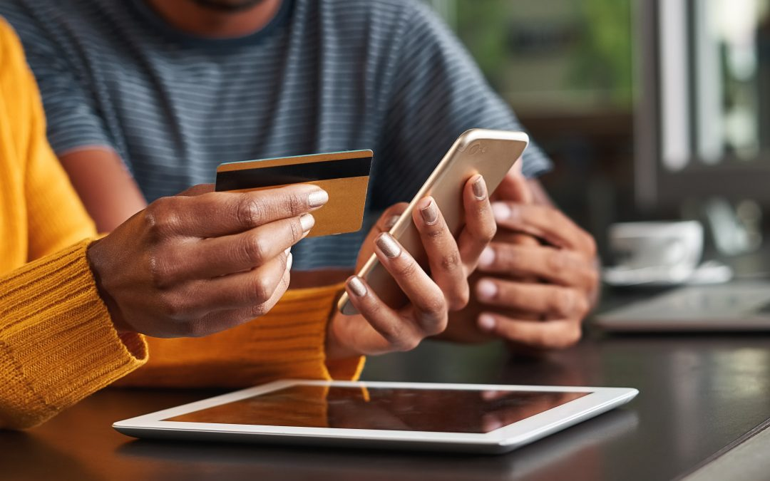 Nearly 40% of American smartphone users are shopping on mobile