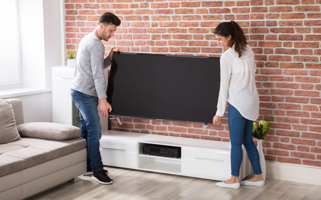 TV sales have risen during the pandemic, but the second half of 2020 may be a different story