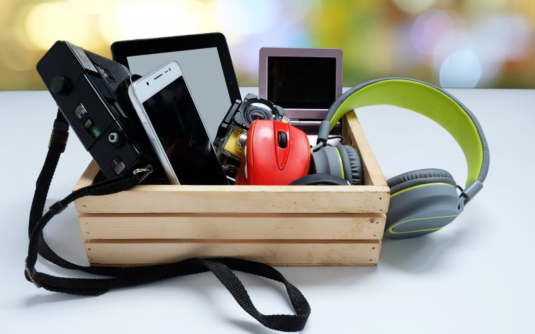 Consumer electronics recycling is a growing business with serious environmental impact