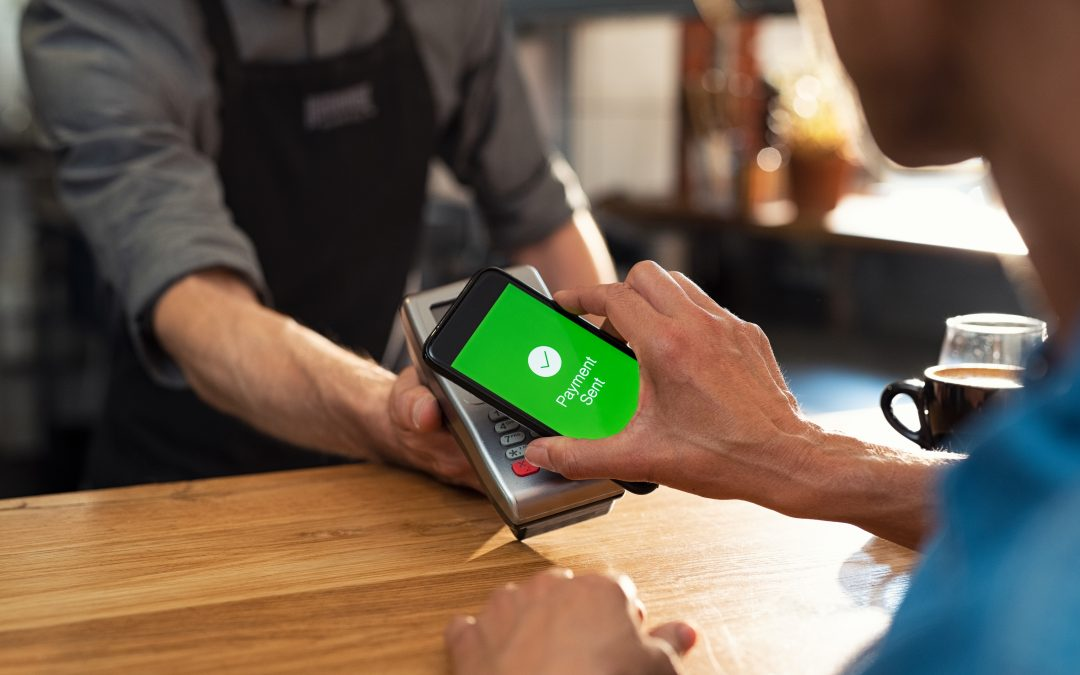 Consumers look to mobile payment apps for contactless transactions