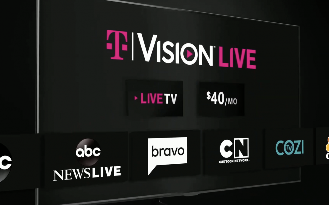 T-Mobile starts its new chapter in live TV services