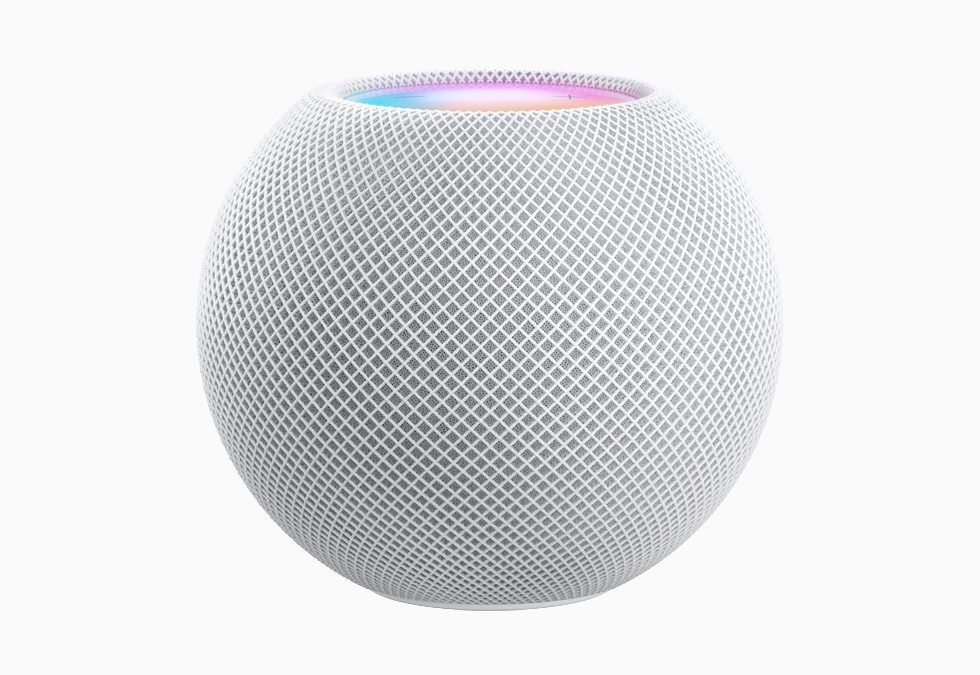 Apple's HomePod mini entices consumers with a $99 price tag