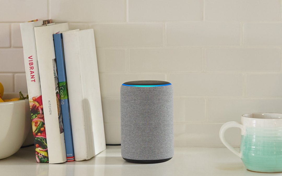 Beyond music: Smart speakers increasingly used for complete home control