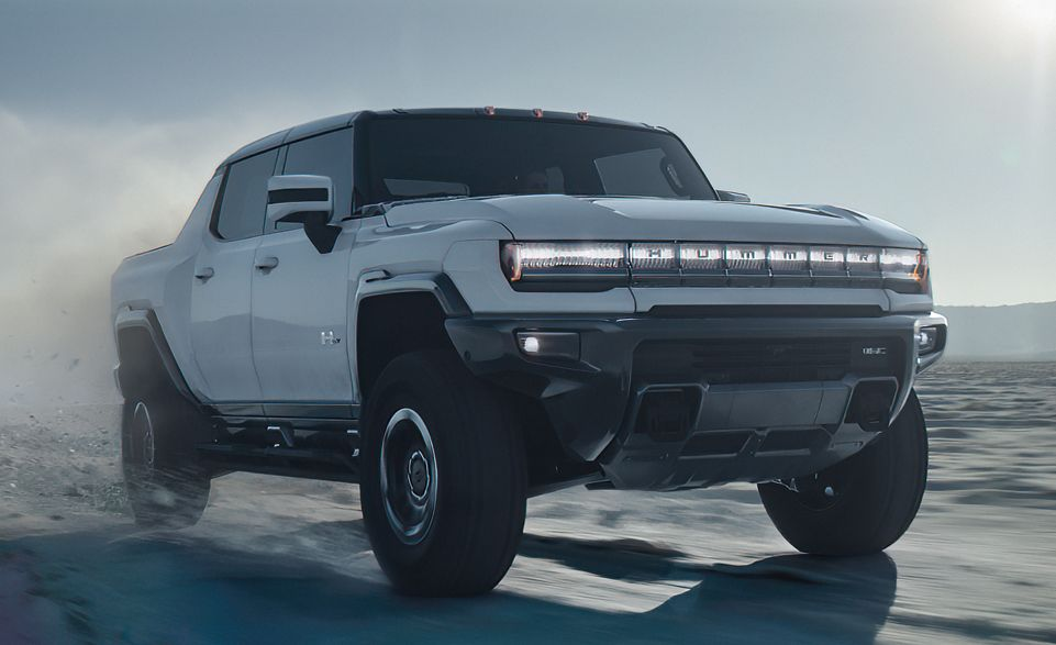 GM looks to give Hummer fans a jolt with all-electric version