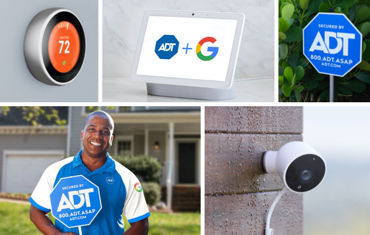 Google buys stake in ADT to make Nest devices the cornerstone of ADT's smart home business