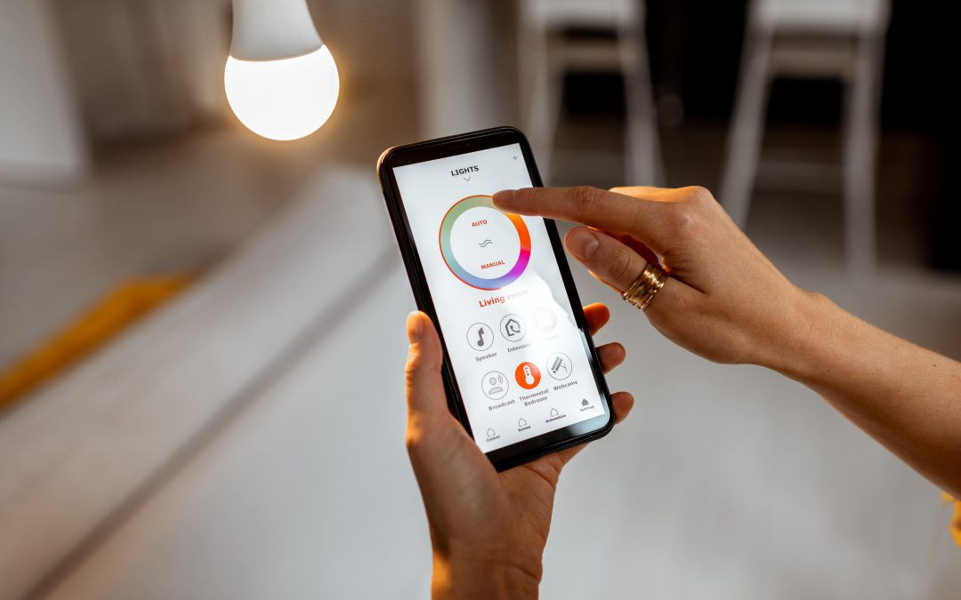 Smart lighting is the second most popular smart home product worldwide