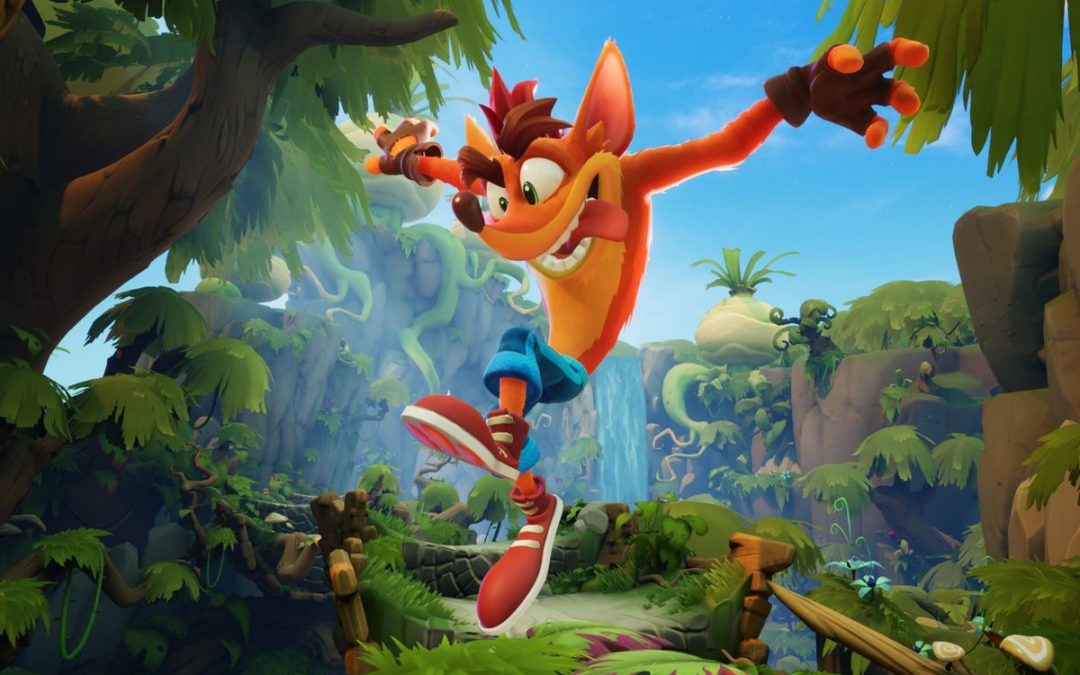 Activision looks to leverage Crash Bandicoot brand with first new title in 12 years
